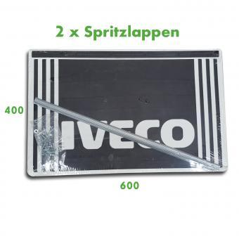Spritzlappen / Spritzschutz Schmutzfänger für LKW