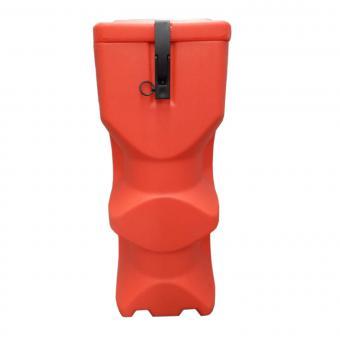 Feuerlöscherkiste Toploader in 2 Farben für 6kg Löscher