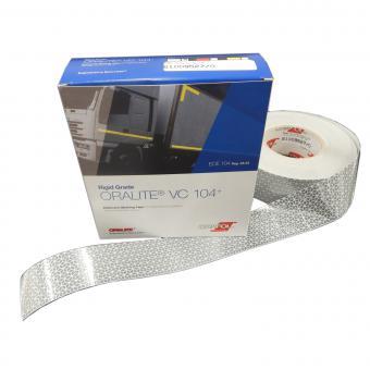 Orafol Konturmarkierung weiß / Kofferaufbauten